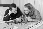 Ouders met baby