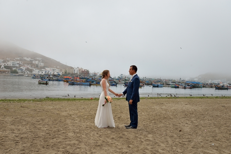 Wedding in Pucusana