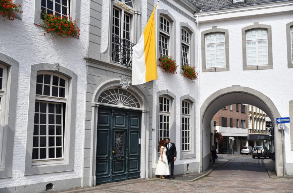 Trouwen in Heinsberg, Hochzeit in Heinsberg